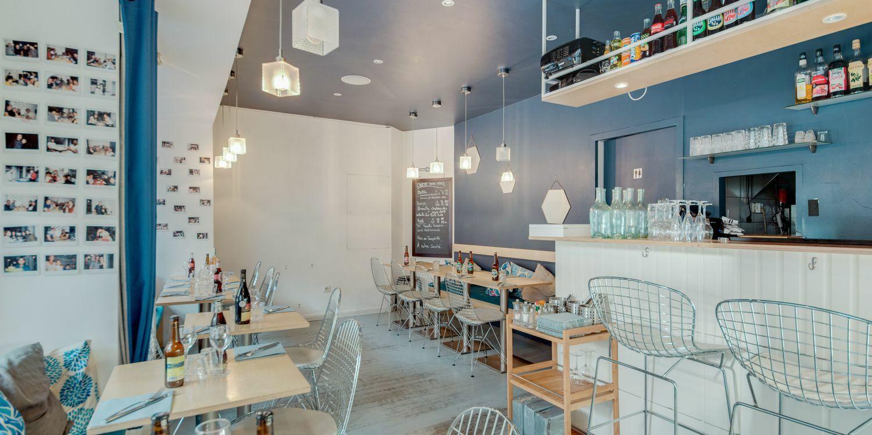L'Atelier B (restaurant), Restaurant Paris Pernety #6