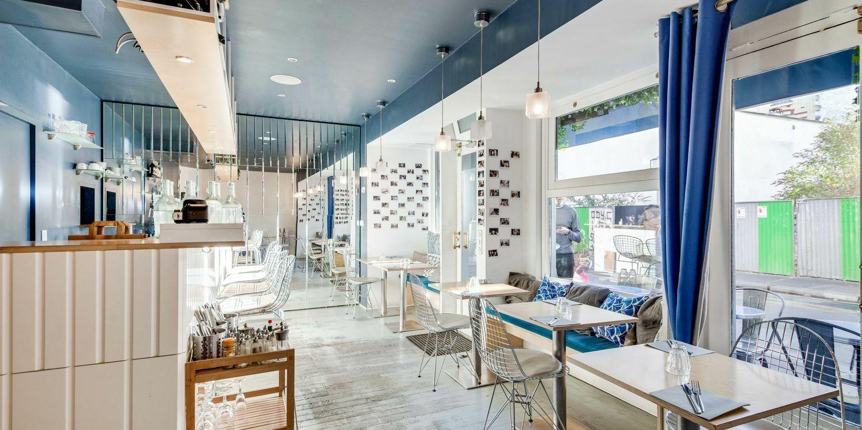 L'Atelier B (restaurant), Restaurant Paris Pernety #8