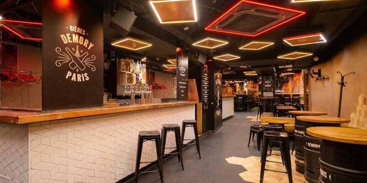 Le Bar Demory (privatisation complète), Salle de location Paris Les Halles  #0