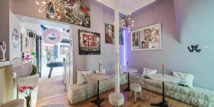 Pachi Pacha (Privatisation complète), Salle de location Paris Ledru-Rollin #0