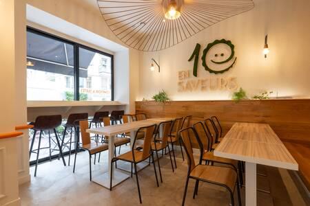 En 10 Saveurs, Restaurant Levallois-Perret   #0