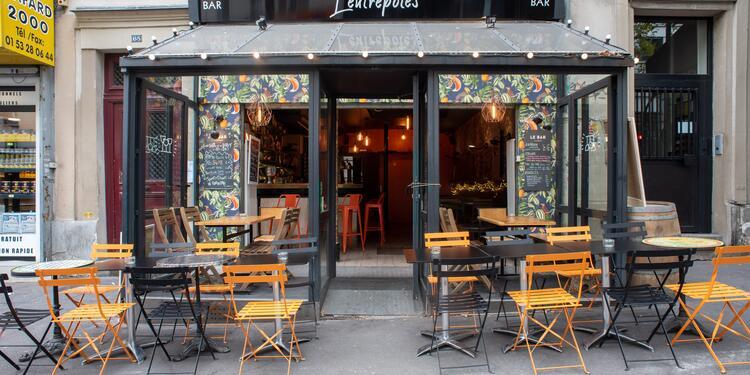 L'Entrepotes, Bar Paris Epinettes  #0
