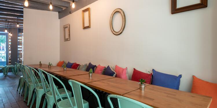 L'Instant, Restaurant Paris Batignolles  #0
