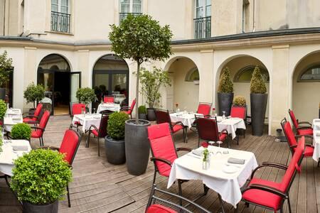 Le Radisson Blu Hotel Champs-Élysées (restaurant), Restaurant Paris Champs Elysées #0