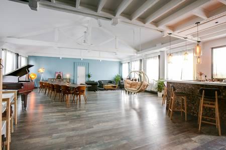 Le loft du Pianiste, Salle de location Paris République #0