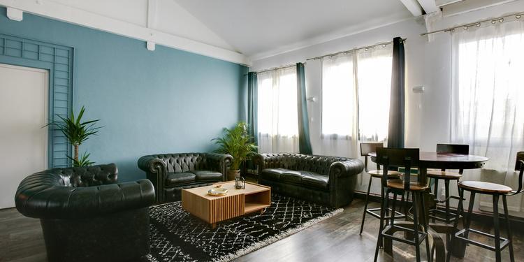 Le loft du Pianiste, Salle de location Paris République #5