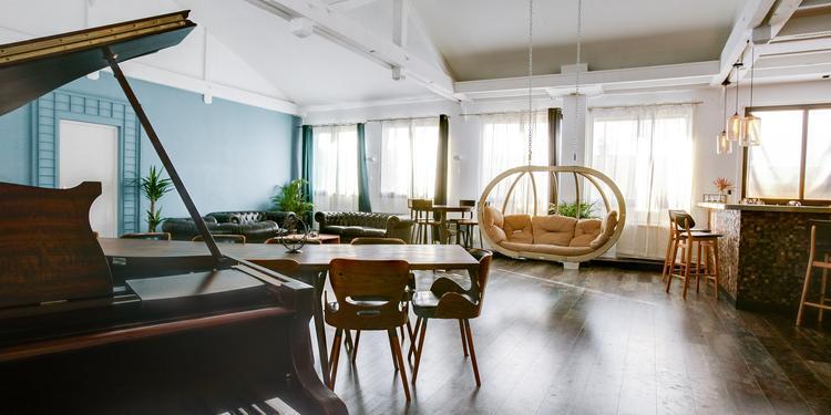 Le loft du Pianiste, Salle de location Paris République #4