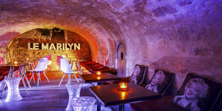 Le Marilyn (salle de location), Salle de location Paris Oberkampf #0