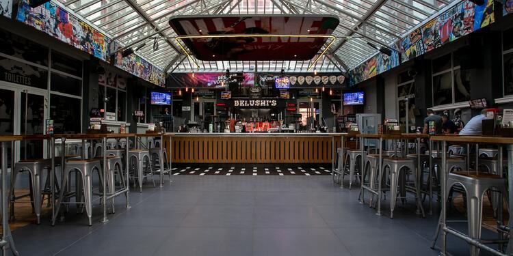 Le Belushi's Gare du Nord (salle de location), Salle de location Paris Gare du Nord #0