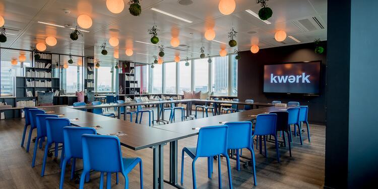 Kwerk Tour First : Kwerkinn North East, Salle de location Courbevoie La Défense #0