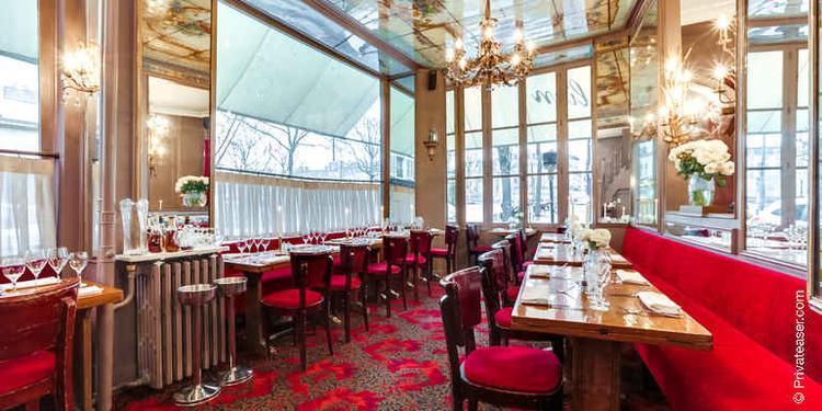 Chez Julien, Restaurant Paris Le Marais #1