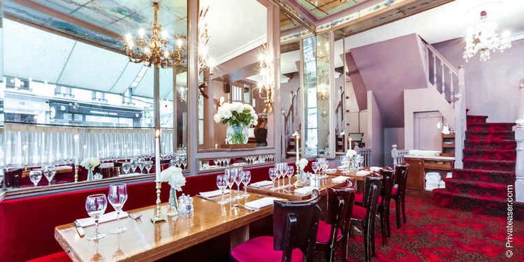 Chez Julien, Restaurant Paris Le Marais #3