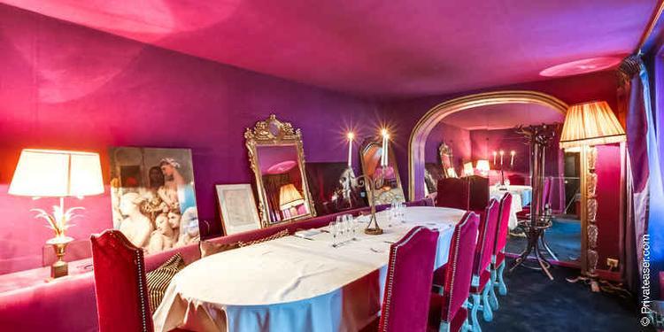 Chez Julien, Restaurant Paris Le Marais #4