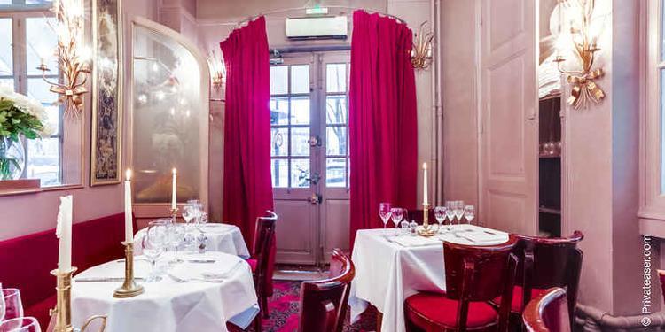 Chez Julien, Restaurant Paris Le Marais #6