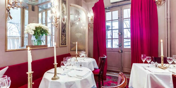 Chez Julien, Restaurant Paris Le Marais #7