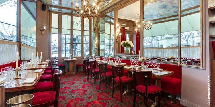 Chez Julien, Restaurant Paris Le Marais #10