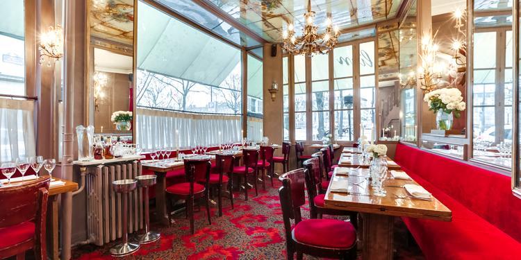 Chez Julien, Restaurant Paris Le Marais #0