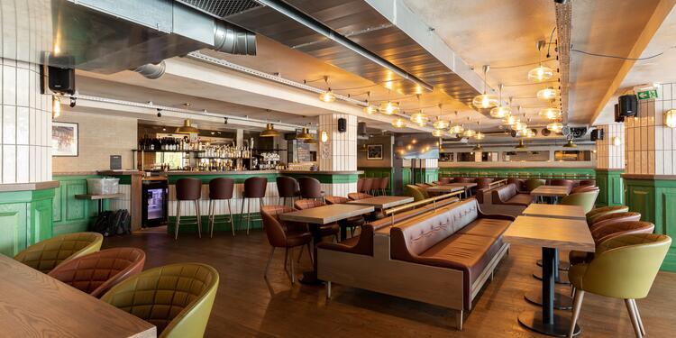 Seguin Sound : le salon Lounge, Bar Boulogne-Billancourt Île Seguin #0