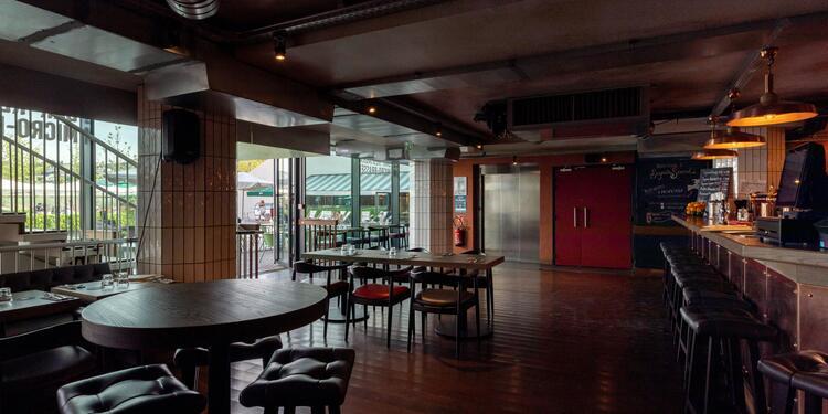 Seguin Sound : le restaurant, Restaurant Boulogne-Billancourt Île Seguin #0