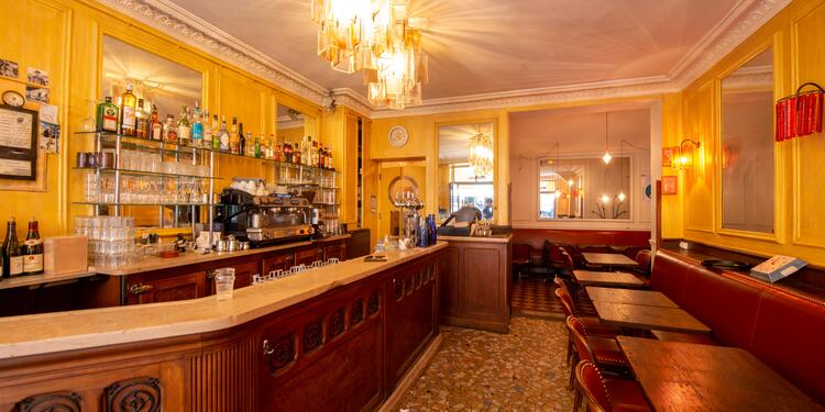 Au Rêve, Bar Paris Grandes-Carrières #0