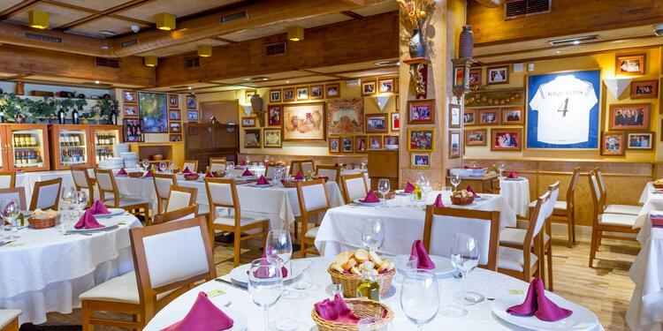 Asador Casa Juan, Restaurante Madrid Tetuán #0