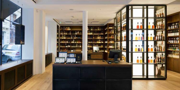 La Maison du Whisky : Anjou, Salle de location Paris Madeleine  #0