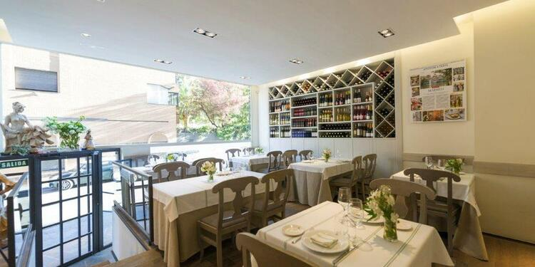 El Qüenco de Pepa, Restaurante Madrid Chamartín  #0