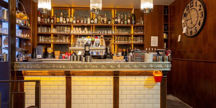 Bistrot Charbon, Bar Paris Sainte-Avoye #0