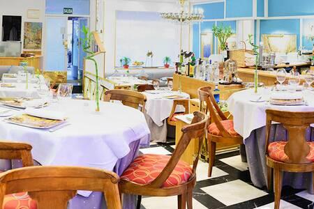 Restaurante La Paloma, Restaurante Madrid Salamanca #0