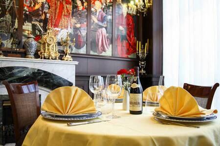 Tras os montes, Restaurante Madrid Fuencarral - El Pardo #0