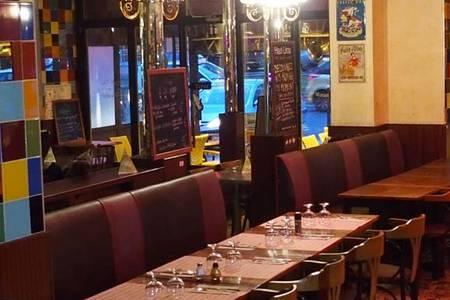 Les Pierres Qui Roulent (FERMÉ), Bar Paris Villette #0