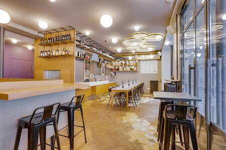 Le Meriggio (privatisation complète), Salle de location Paris Grands Boulevards #0