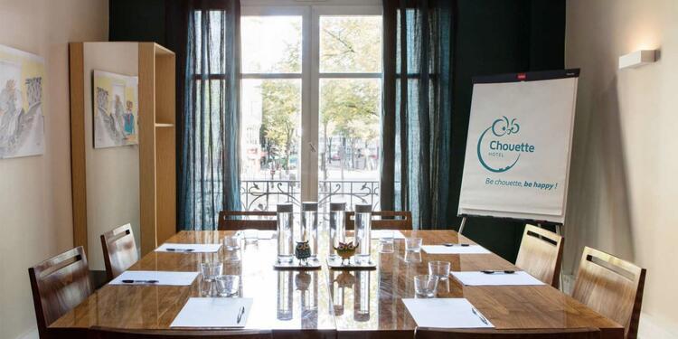 Chouette Hôtel, Salle de location Paris Convention #0