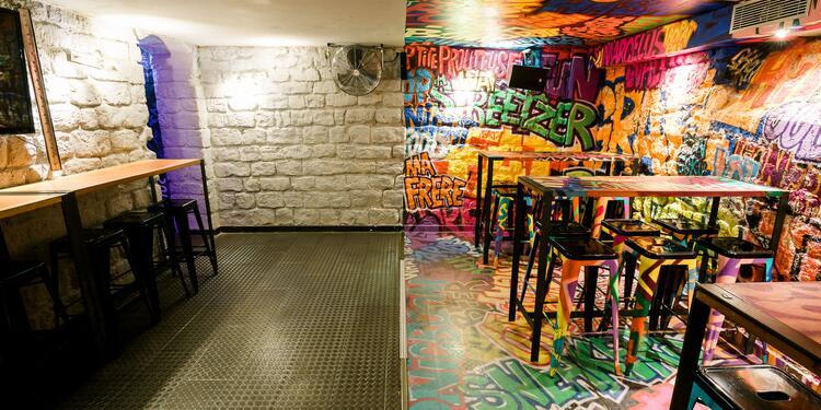 Le FAT. (salle de location), Salle de location Paris Haut Marais #0