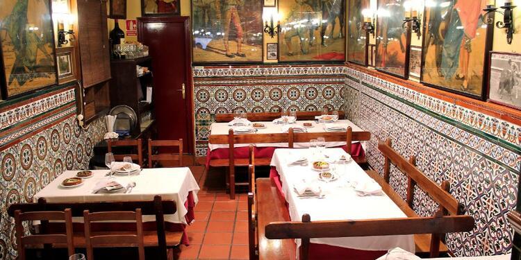 Restaurante Malacatín, Restaurante Madrid La Latina #0