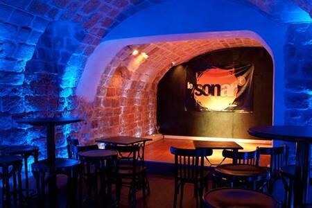 Le Sonar(t) (privatisation complète), Salle de location Paris Pigalle #0