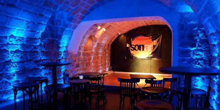 Le Sonar(t) (salle de location), Salle de location Paris Pigalle #0