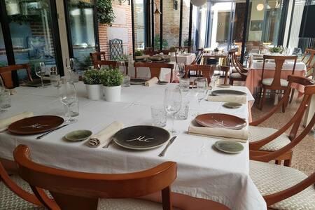 Restaurante Miguel de Cervantes, Restaurante Alcalá de Henares Alcalá de Henares #0