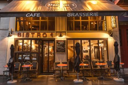 Le Bistro 1, Bar Paris Sorbonne #0