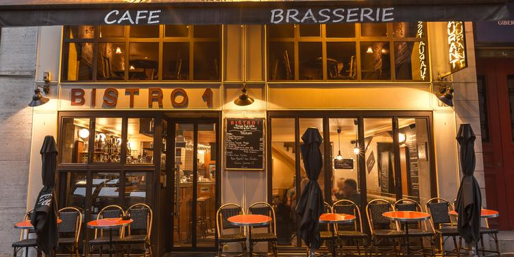 Le Bistro 1, Bar Paris Sorbonne #0