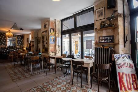 Les Beaux Gamins, Bar Paris Batignolles #0