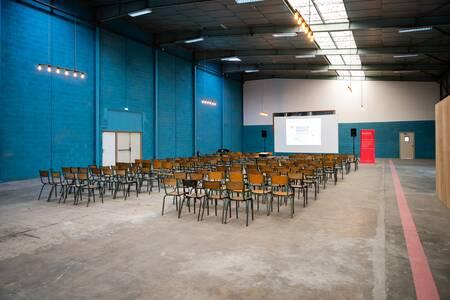 La Cité Fertile : les Halles, Salle de location Pantin Pantin #0