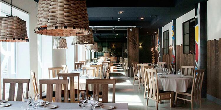 Sagardi Castellana, Restaurante Madrid Chamberí #0