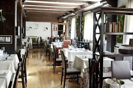 Restaurante Atelier Belga, Restaurante Madrid Chamberí #0