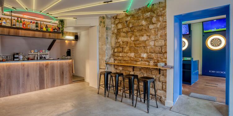 Les Petites Flèches (bar), Bar Paris Folie Méricourt #0