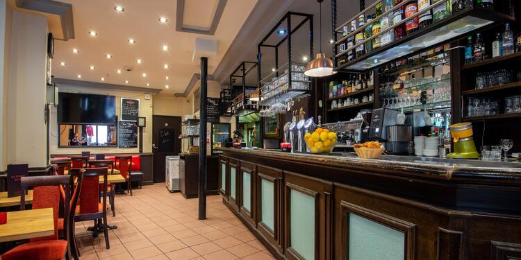 Le Globe Café, Bar Paris Quartier des peupliers  #0
