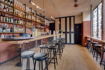 Marty, Bar Paris Rochechouart  #0