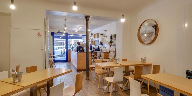 Café Mareva, Restaurant Paris Folie-Méricourt  #0