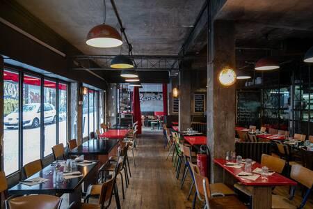 La Cantine de Belleville (restaurant), Restaurant Paris Belleville #0