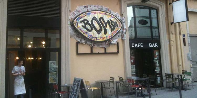 Bomp, Bar Lyon  #0